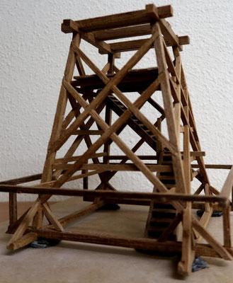 17th century Belltower Slovakia.