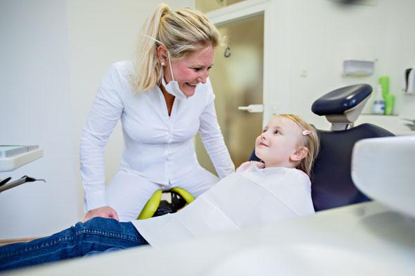 Zahnbehandlung speziell für Kinder