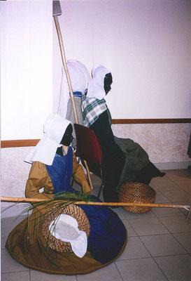 Présentation du costume métayer