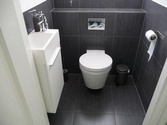 B&B Opperbest, toilet