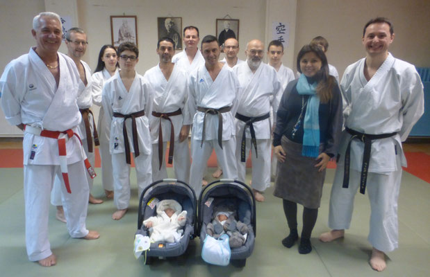 Le cours Karate adultes