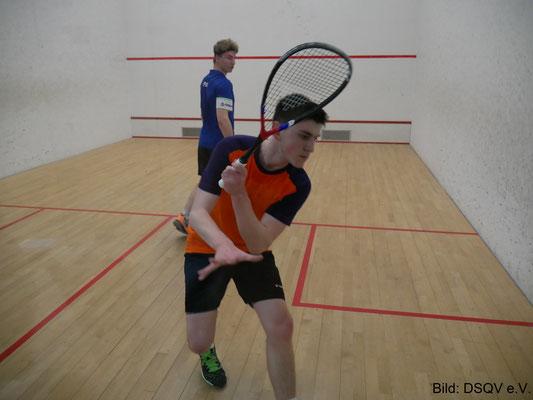 Loic Hennard - 3. Platz U19