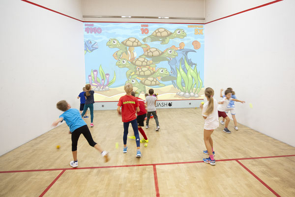 interactive Fun Court: Das Highlight für den nächsten Kindergeburtstag.