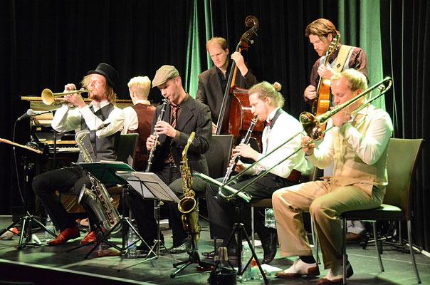das little vintage orchestra