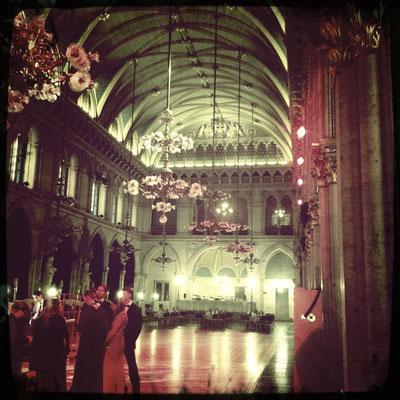 Xiaomei Deng International Ensemble in der Hofburg zu Wien