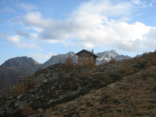 Bivacco Monte Sole, Abete Rosso, Val di Rabbi, Foto: A. Cicolini