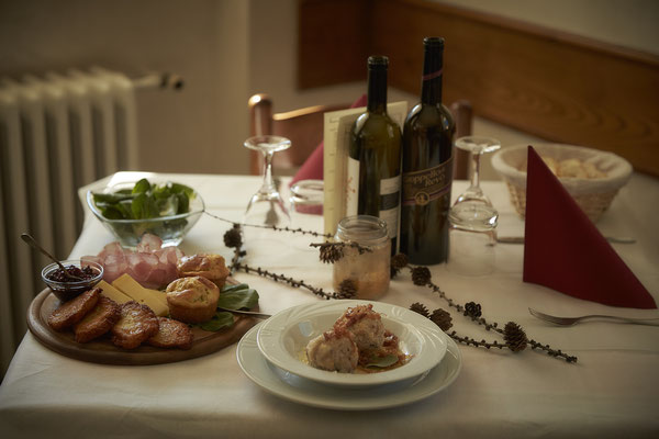 Cucina, Abete Rosso, Val di Rabbi, Foto: M. Corradini