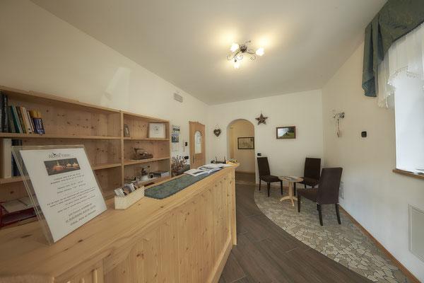 Reception, Abete Rosso, Val di Rabbi, Foto: M. Corradini
