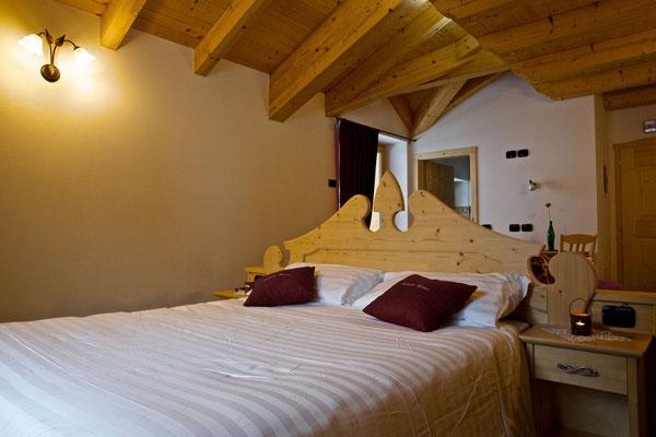 Suite Attico, Abete Rosso, Val di Rabbi, Foto: M. Corradini