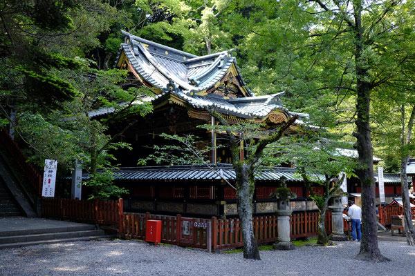 八千戈(やちほこ)神社。