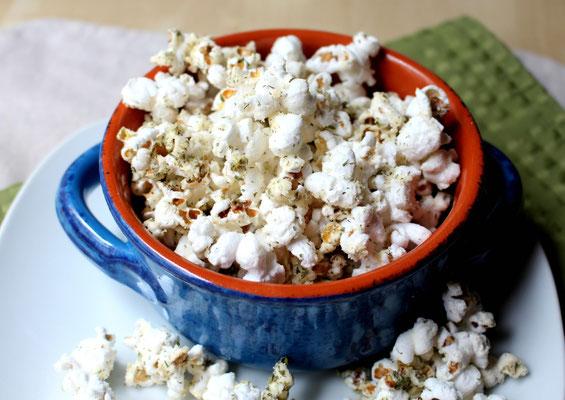 homemade sour cream and onion popcorn recipe
