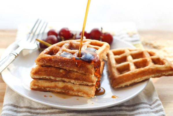 freezer-friendly oatmeal waffles recipe