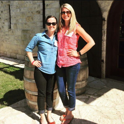 Wonderful adventures at Becker Vineayards in Fredericksburg, Texas