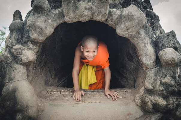 Monk in Laos (2017)