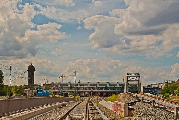 Bahnhof Ostkreuz - fast fertig