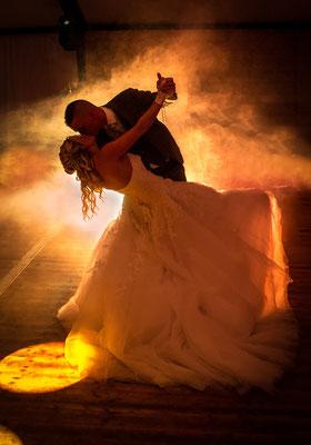 photo de mariage-oise-studio danimages-fumée contre jour