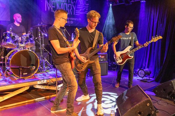 Junge Bands aus der Region - 09. November 2019 - Credit: Jürgen von Massenbach-Bardt