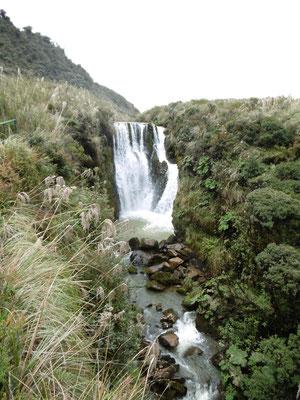Cascada Rio Bedon
