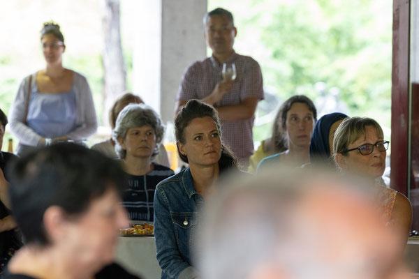Verabschiedung und Begrüßung 2021 an der Steinenbergschule Stuttgart - 12