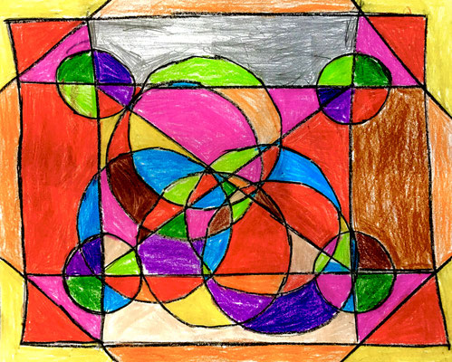 """""""Farbexplosion"""" von Luis"""