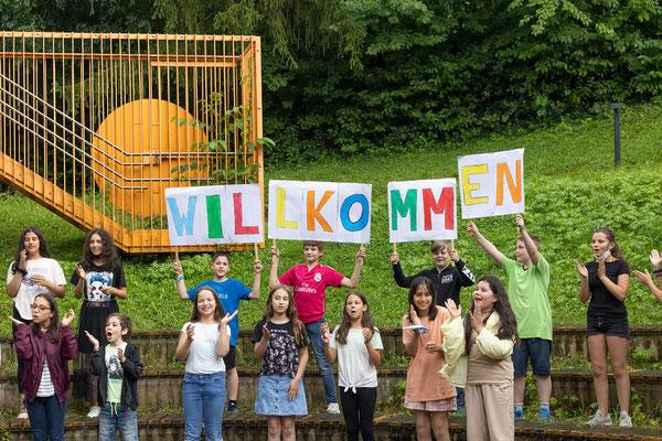 Verabschiedung und Begrüßung 2021 an der Steinenbergschule Stuttgart - 8