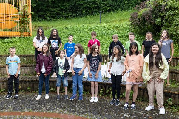 Verabschiedung und Begrüßung 2021 an der Steinenbergschule Stuttgart - 7