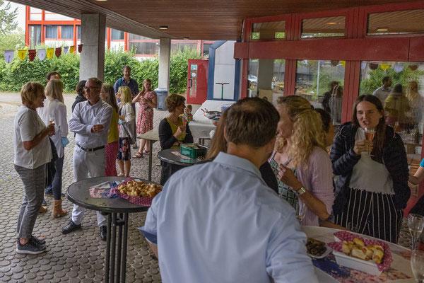 Verabschiedung und Begrüßung 2021 an der Steinenbergschule Stuttgart - 4