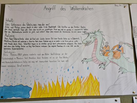 """Steinenbergschule Stuttgart Hedelfingen: Ein Fernlern-Literaturprojekt unserer """"Großen"""" aus den Vorbereitungsklassen der Sekundarstufe"""