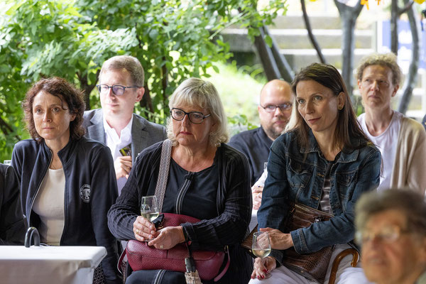 Verabschiedung und Begrüßung 2021 an der Steinenbergschule Stuttgart - 14
