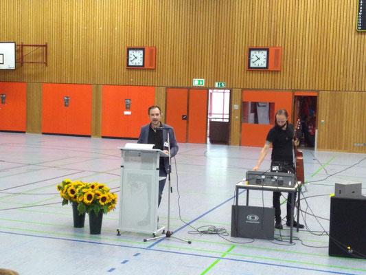 Steinenbergschule Stuttgart-Hedelfingen: Einschulungsfeier der neuen 1. Klässler 2021