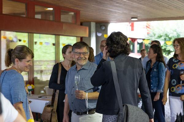 Verabschiedung und Begrüßung 2021 an der Steinenbergschule Stuttgart - 5