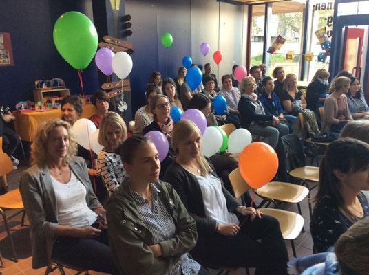 Einsetzung des neuen Schulleiters der Steinenbergschule in Stuttgart Hedelfingen: Matthias Hagen