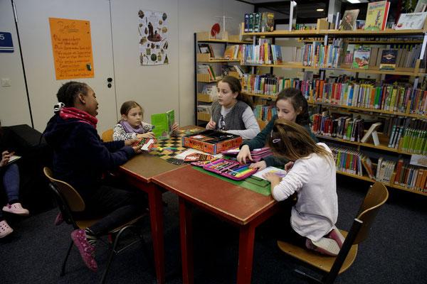 Mittagessen, Mittagsband und Themenangebote in der Steinenbergschule in Stuttgart Hedelfingen