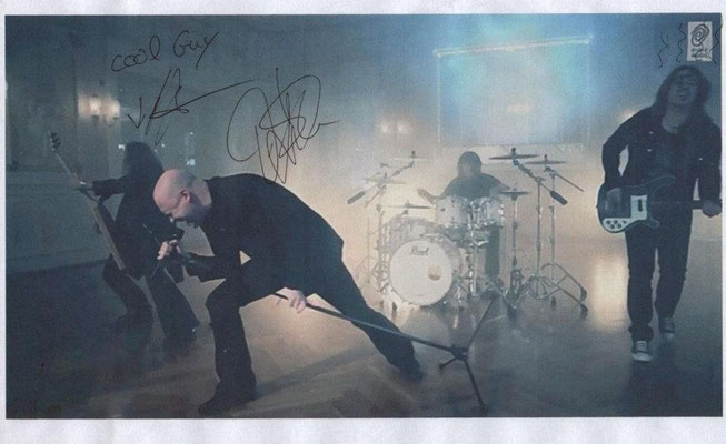 Guillaume CRuDY Deconinck - Interview - Unisonic