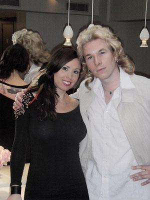 Guillaume CRuDY Deconinck - Interview - Angelica Rylin