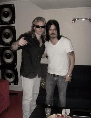 Guillaume CRuDY Deconinck - Interview - Guns & Roses