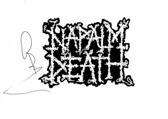 Guillaume CRuDY Deconinck - Interview - Napalm Death
