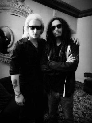 Guillaume CRuDY Deconinck - Interview - Korn