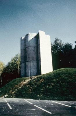 Nissim Merkado, Fismes, 1986