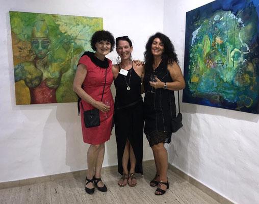 Galerie MBeck, Homburg 2019