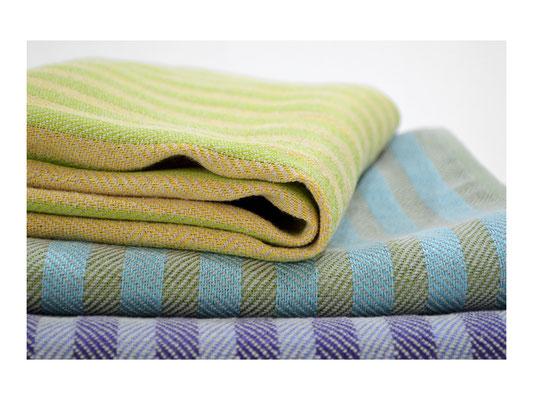 """Reisehandtuch """"Elbe""""  -  75% Leinen / 25% Cotton  -  70 x 150 cm"""