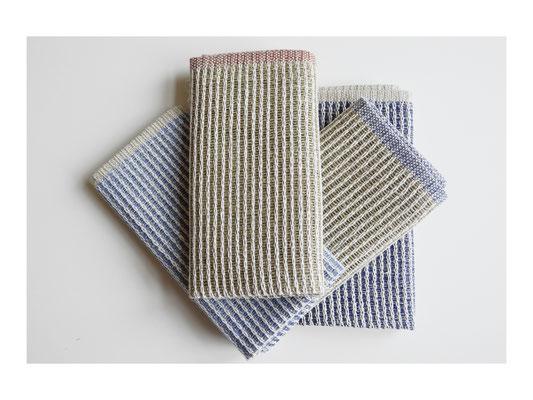 Leinen-Wischtuch  -  100% Leinen  -  ca. 30 x 30 cm