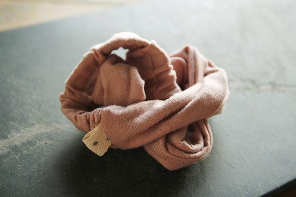 Unser handgemachtes Jersey Haarband in Rosa / Our Handmade Jersey Bandana in Pink / Jersey-Haarband Rosa / Jersey Bandana Pink / Jersey-Stirnband Rosa / Jersey Headband Pink / Haarband Damen Frauen / Haarband Kinder Mädchen / Bandana Ladies