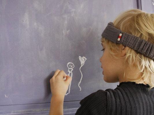 Unser handgemachtes Musselin Haarband in Steingrau / Our Handmade Double Gauze Bandana Stonegrey / Baumwolle Musslin-Haarband Grau / Cotton Gauze Bandana Grey / Musselin-Stirnband Grau / Haarband Damen Frauen