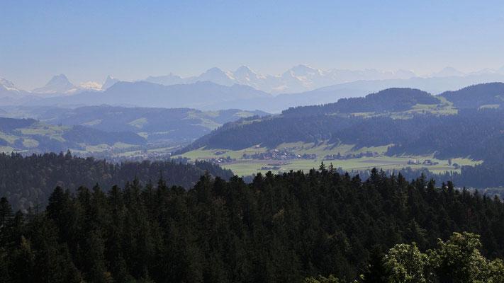 Richtung Rüderswil