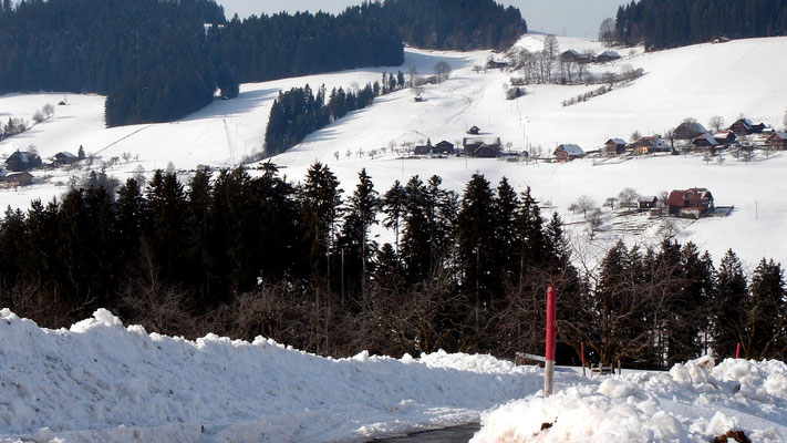 Marbach, Talstation Skilift, Zihl