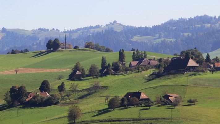 Richtung Griesbach - Schonegg
