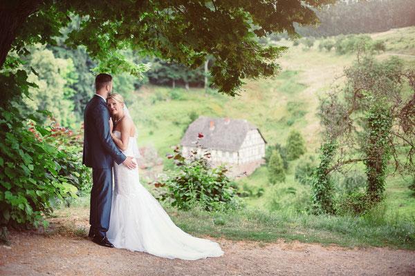 Eine Trauung Im Schloss Berlepsch Und Hochzeitsfeier In Meissner