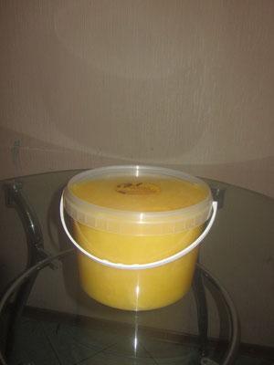 Полезнейший мёд цветочное разнотравье 3 ,1 л ( 4700 гр.) - всего за 1700 руб.