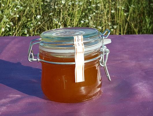 Вкуснейший гречишный мед 1 л. (1500 гр.) - всего за 650 руб.